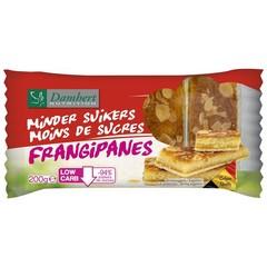 Damhert Frangipanes minder suiker (200 gram)