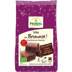 Primeal Brownies mix (350 gram)