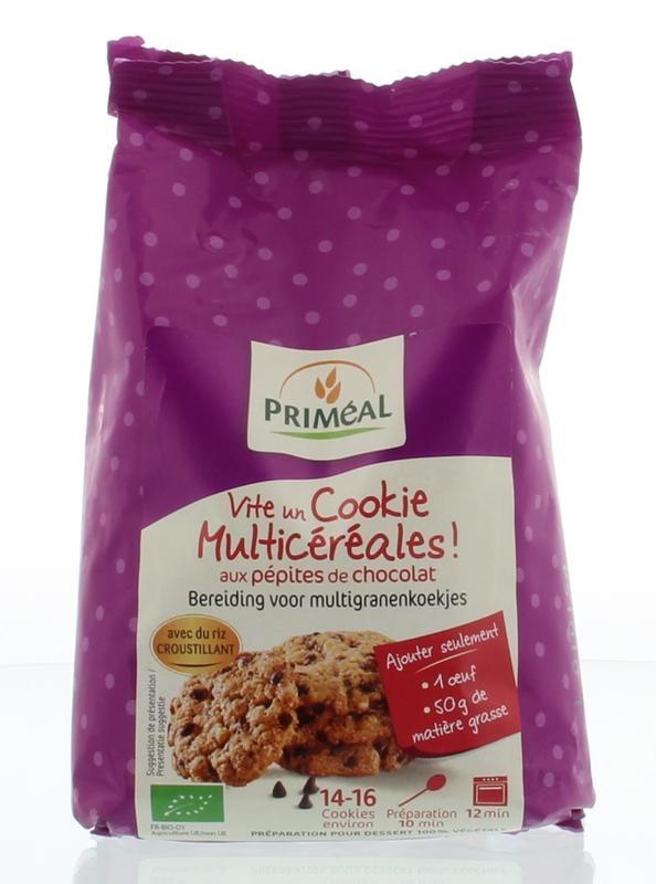 Primeal Primeal Multigranen koekjes mix (300 gram)