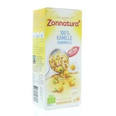 Zonnatura Kamille thee 100% (20 zakjes)