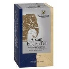 Sonnentor Assam English zwarte thee (18 zakjes)