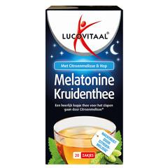 Lucovitaal Melatonine thee (20 zakjes)