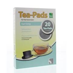 Geels Earl grey tea pads (20 stuks)