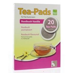 Geels Rooibos vanille tea-pads (20 stuks)