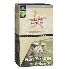 Jacob Hooy Nan yu theezakjes (50 zakjes)