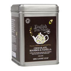 English Tea Shop Rooibos chocolade vanille (100 gram)