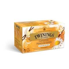 Twinings Infusions camomille honey vanilla (25 zakjes)