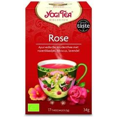 Yogi Tea Tao rose (17 zakjes)