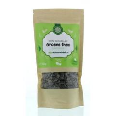 Mijnnatuurwinkel Groene thee gunpowder (100 gram)