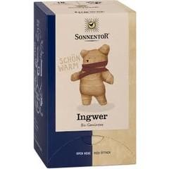Sonnentor Gember thee (18 zakjes)