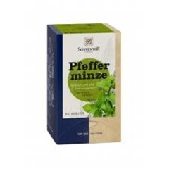 Sonnentor Pepermunt thee (18 stuks)
