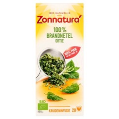 Zonnatura Brandnetel thee 100% bio (20 zakjes)