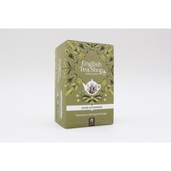 English Tea Shop Cinnamon moringa & ginger (20 zakjes)