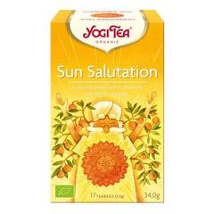 Yogi Tea Sun salutation bio (17 zakjes)