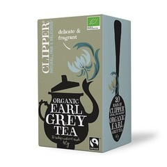 Clipper Earl grey tea bio (20 zakjes)