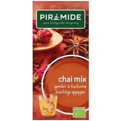 Piramide Chai mix kurkuma (40 gram)