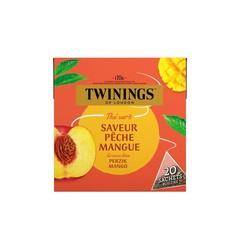 Twinings Perzik mango (20 zakjes)