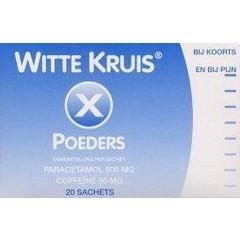Witte Kruis Witte kruis (20 sachets)