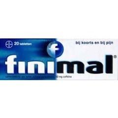 Finimal Finimal (20 tabletten)