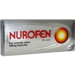 Nurofen Nurofen 200 mg (12 tabletten)