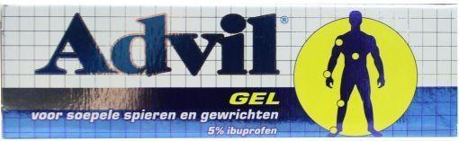 Advil Advil Advil gel (60 gram)