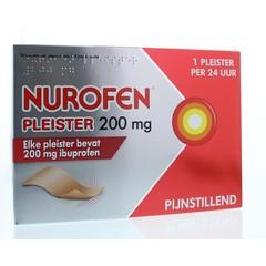 Nurofen Pleister 200 mg (4 stuks)