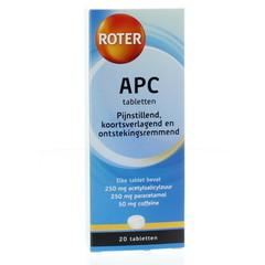Roter APC (20 tabletten)