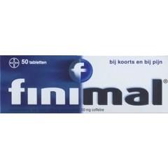 Finimal Finimal (50 tabletten)