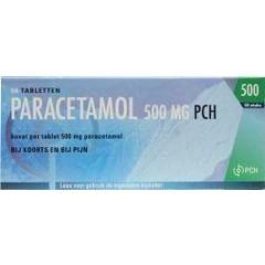 Pharmachemie Paracetamol 500 mg (50 tabletten)