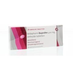 Leidapharm Ibuprofen 400 mg UAD (20 dragees)