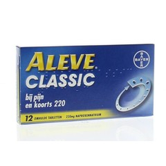 Aleve Classic (12 tabletten)