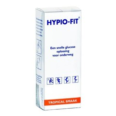 Hypio-Fit Direct energy tropical (12 sachets)