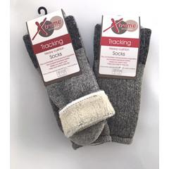 Xtreme Sockswear Sokken merinowol grijs 42/45 (1 paar)