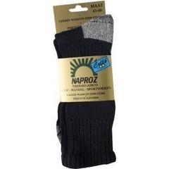 Naproz Thermo loop wandel sport sokken blauw 43-46 (1 paar)