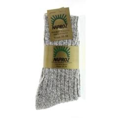 Naproz Noorse sokken 35 -38 (2 paar)