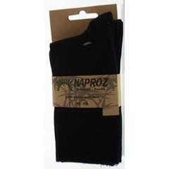 Naproz Airco sokken 35-38 zwart dames (3 paar)