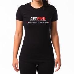 Getpro T-shirt vrouw M (1 stuks)