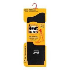 Heat Holders Ladies socks ultra lite 5-9 black (1 paar)