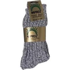Naproz Noorse sokken 43-46 (2 paar)