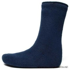 Heat Holders Mens original socks 6-11 navy (1 paar)