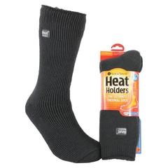 Heat Holders Mens original socks 6-11 charcoal (1 paar)