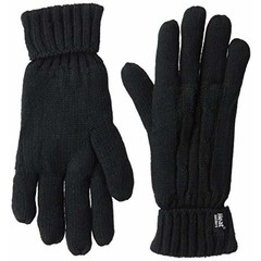 Heat Holders Ladies cable gloves S/M black (1 paar)
