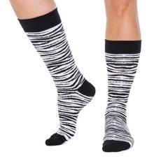 Organic Socks Bjork zebra 37-42 (1 paar)
