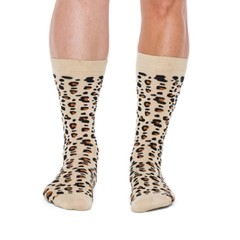 Organic Socks Sandstrom tijger 43-46 (1 paar)