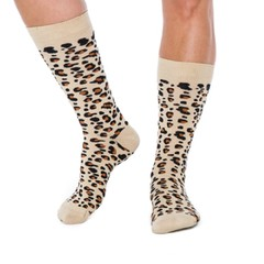 Organic Socks Sandstrom tijger 37-42 (1 paar)
