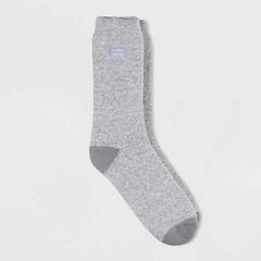 Heat Holders Ladies lite socks silver cream navy 4-8 (1 paar)