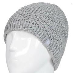 Heat Holders Ladies cable hat nora light grey one size (1 stuks)