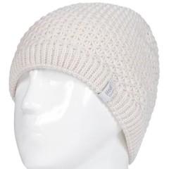 Heat Holders Ladies cable hat nora cream one size (1 stuks)