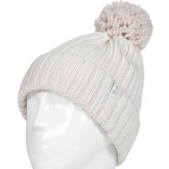 Heat Holders Ladies pom pom hat arden creme one size (1 stuks)