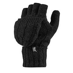 Heat Holders Ladies converter gloves black one size (1 paar)